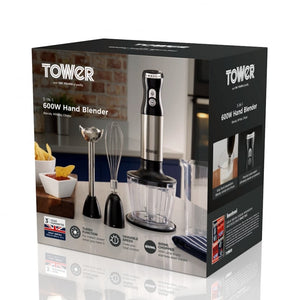 Tower 3 in 1 Hand Blender