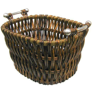 Bampton Medium Fireside Fireplace Log Carrying Basket by Manor - Jacksons of Saintfield