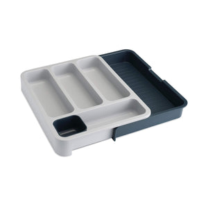 Joseph Joseph Drawer Store with Cutlery Tray Dark Grey