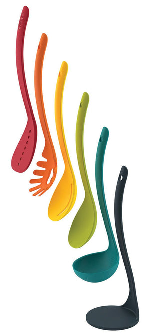 Joseph Joseph Nest Utensils Plus Set Classic  Multi-Colour 5 Piece Set