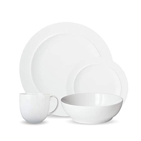 Denby White 16 Piece Dinner Boxed Set - Jacksons of Saintfield