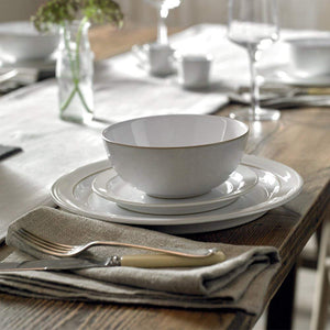 Denby Natural Canvas 16 Piece Tableware Set - Jacksons of Saintfield