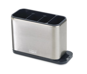 Joseph Joseph Surface Stainless Steel Cutlery Drainer Silver