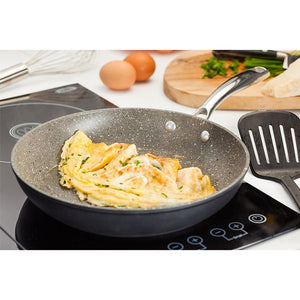 Stellar Rocktanium Non-Stick Induction Frying Pan 28cm Non Stick Lifetime Guarantee