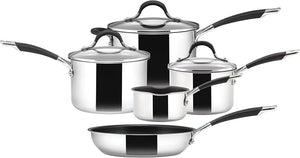 Circulon Momentum Stainless Steel 5 Piece Set