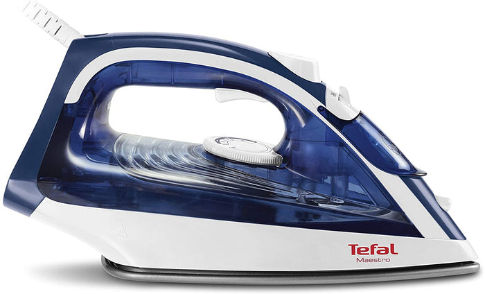 Tefal Maestro FV1834 Steam Iron Blue