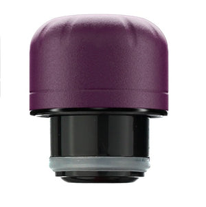 CHILLY'S REPLACEMENT MATTE PURPLE LID 250ML / 500ML BOTTLE