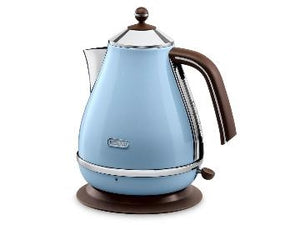 DeLonghi Icona Blue Kettle