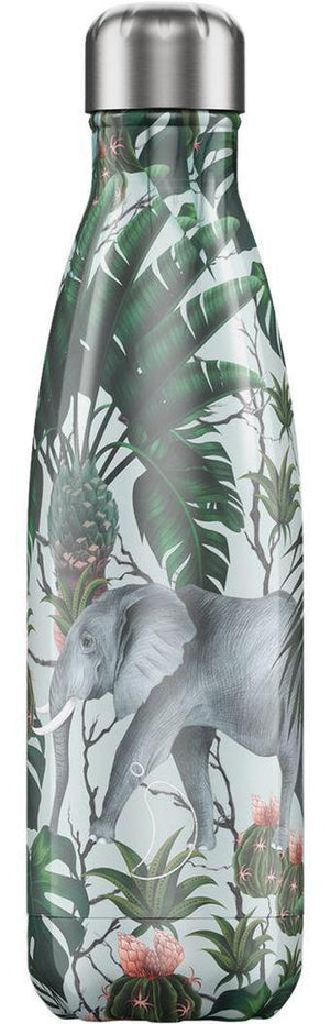 Chilly's Bottle Trop Elephant 500ml