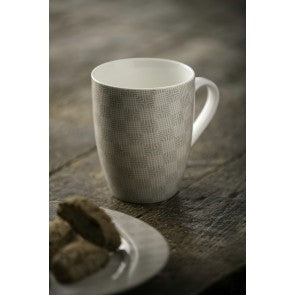 Aynsley Grey Mug Set