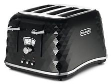 DeLonghi Toaster - Brillante Black