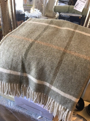 Bronte Pure Wool Throw