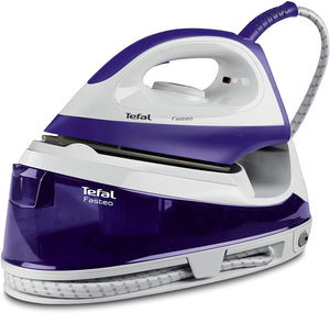Tefal SV6020 Fasteo Steam Generator Iron, 2200 Watt Purple