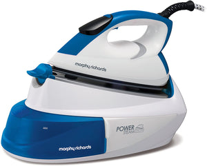 Morphy Richards Compact Steam Generator Iron Power Steam with IntelliTemp 333005 Steam Generator Irons