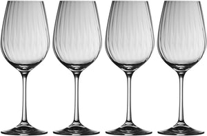 Galway Erne Red Wine Glasses Pack of 4
