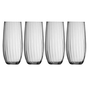 Galway Erne Highball Glasses