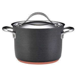 Anolon Nouvelle Copper Saucepot 20cm Hard Anodised 83017