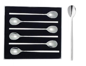 Stellar Rochester Latte Spoons Set of 6