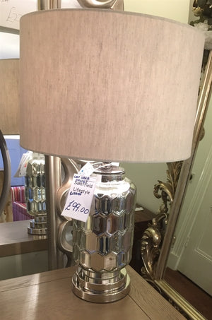 Lamp Chrome - Mayfair