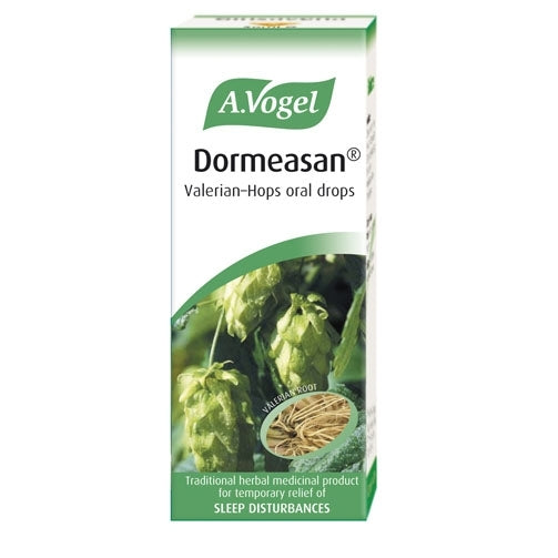 A.Vogel Dormeasan Valerian-Hops Oral Drops 50ml