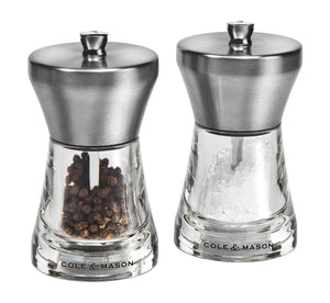 Cole & Mason Precision Chester Salt and Pepper Gift Set 110 mm H307198P