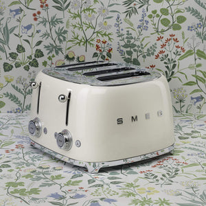 Smeg Cream Toaster 4 Slice