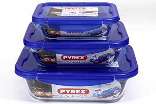 Pyrex Cook and Go 1.7L