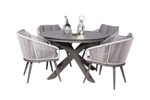 Royalcraft Aspen 4 Seater Dining Set - IN STOCK NOW