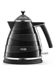 Delonghi Kettle Avvolta Black
