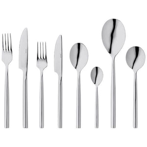 Stellar Rochester Polished 44 Piece Cutlery Gift Box Set BL58