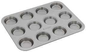 Judge Bakeware Bun Tin 12 Cup