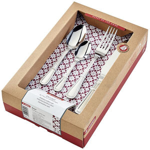Judge 24 Piece Stainless Steel Cutlery Set Bead CC50