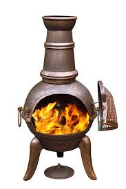 Chimnea Cast Iron