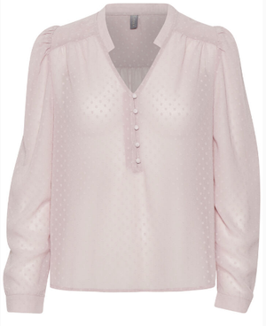 Culture blouse CUmaggie pale mauve
