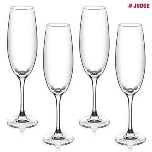 Judge Champagne Glasses Pack of 4