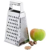 Judge Box Grater