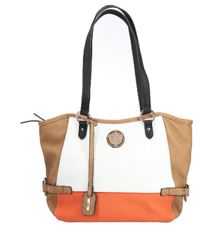 Rieker womans handbag multi H1039-38 orange