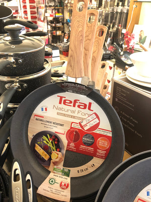 Tefal Natural Force SAFE NON STICK MINERALIA NON STICK 28cm Frypan Suitable All Hobs