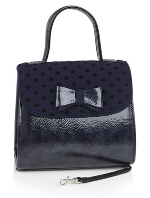 Ruby Shoo handbag Lucca in Navy