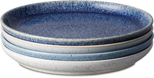 Denby Studio Blue Medium Plate Pack of 4