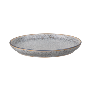 Denby Studio Grey Medium Coupe Plate