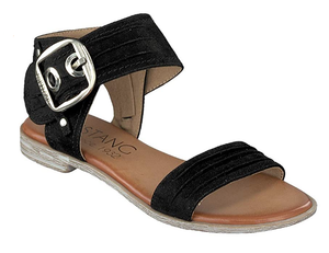 MUSTANG Women's 1388-804 Sandal in black