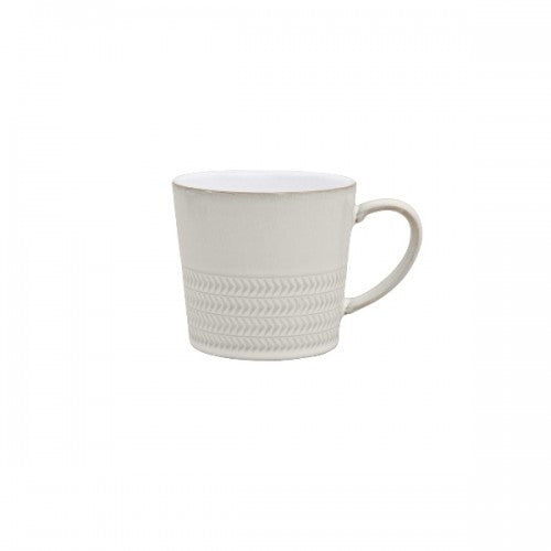 Denby Natural Canvas Large Mug Textured