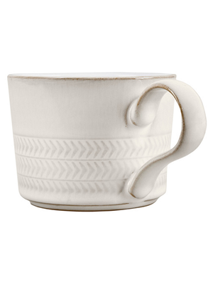 Denby Natural Canvas Tea/Coffee Cup Textered