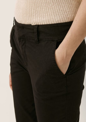Part Two Soffie casual trousers in Black