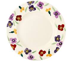 Emma Bridgewater Wallflower 10 1/2 Plate