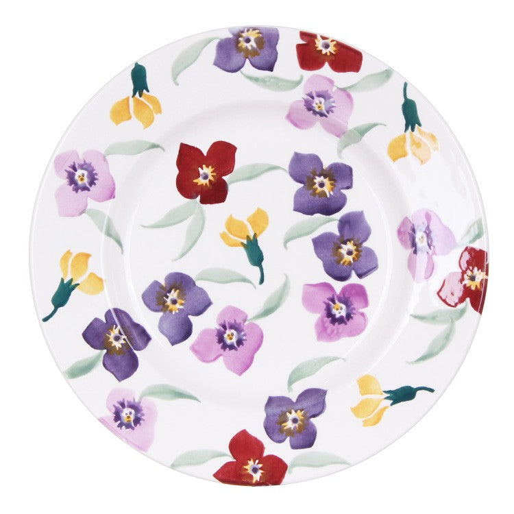 Emma Bridgewater Wallflower 8 1/2 Plate