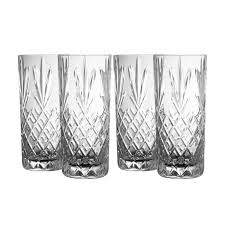 Galway Renmore Tumblers Pack of 4