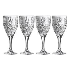 Galway Renmore Wine Glasses Pack of 4