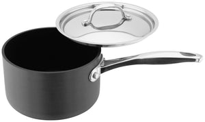 Stellar 6000 Hard Anodised 3 Piece Cookware Set S6A1